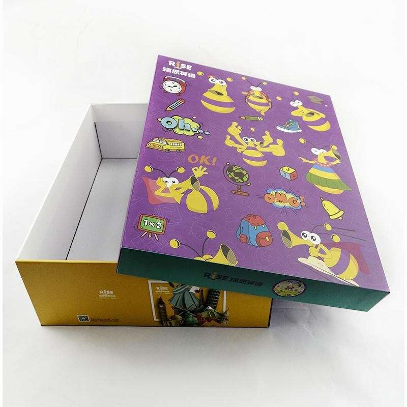 Cartoon Style Hard Gift Box