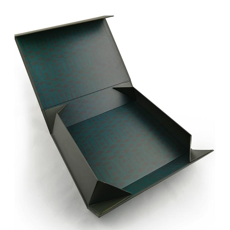 Folding Cardboard Gift Boxes With Lid