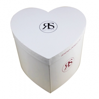 Heart Shape Gift Boxes With Lids