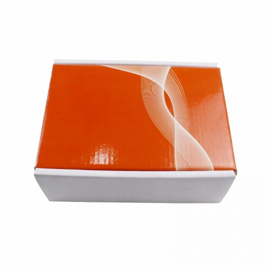 paper corrugated flap packing box