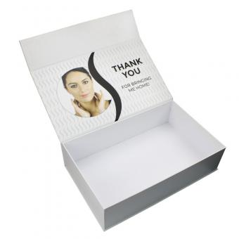 Large White Magnetic Gift Boxes